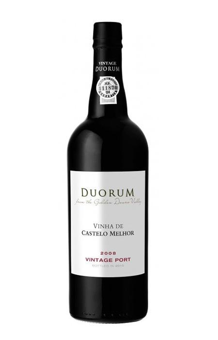 Vinho Tinto - Duorum Porto Vintage Doc - Vinha de Castelo Melhor - Douro - 750ml