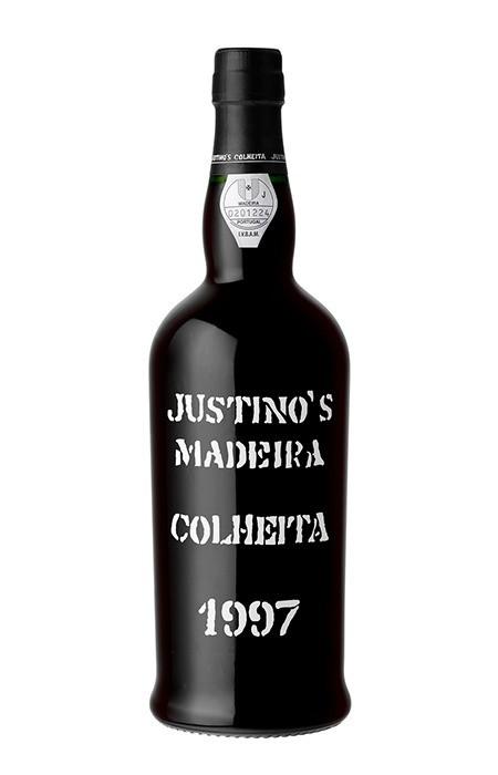 Madeira Justino's Colheita 1997