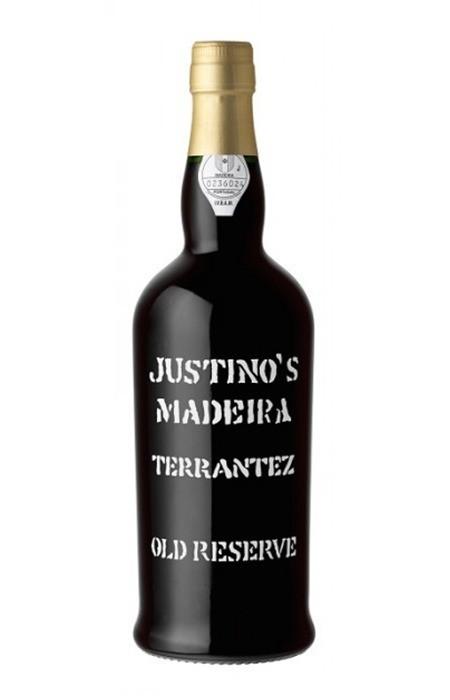 Vinho Tinto Madeira Old Terrantez - 750ml