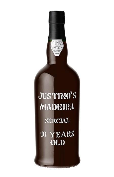 Vinho Seco - Madeira Sercial 10 anos - 375ml
