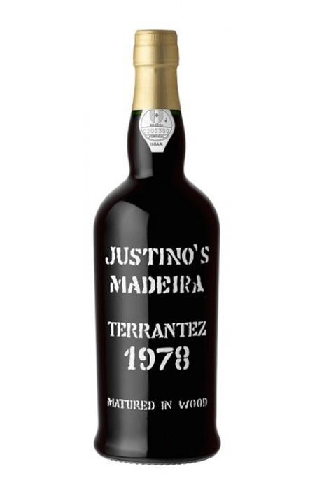 Vinho Tinto - Madeira Terrantez 1978 - 750ml