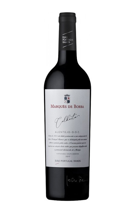 Vinho Tinto - Marques de Borba - Alentejo - 750ml