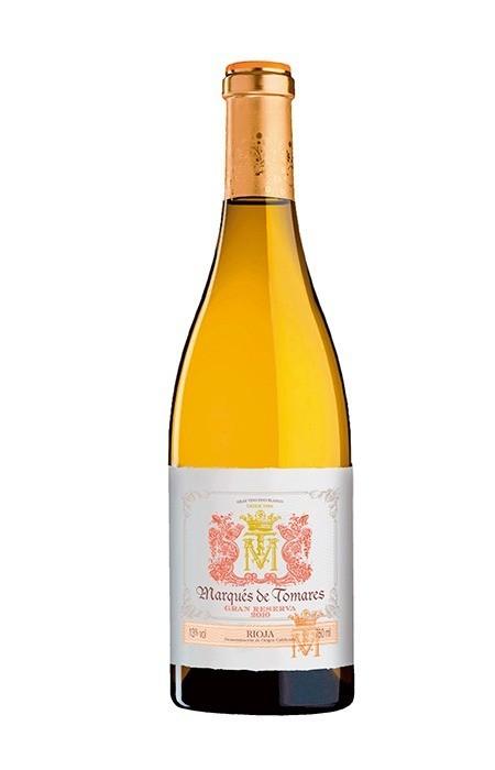 Vinho Branco Marques de Tomares Gran Reserva DOC - Rioja - 750ml