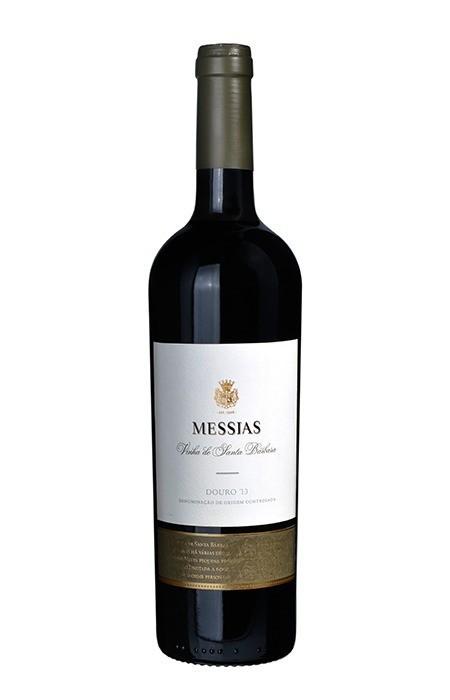 Vinho Tinto - Messias Vinha de Santa Bárbara DOC - Douro - 750ml