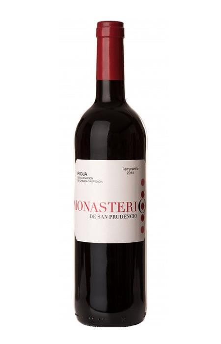 Vinho Tinto Monastério San Prudêncio - Rioja - 750ml