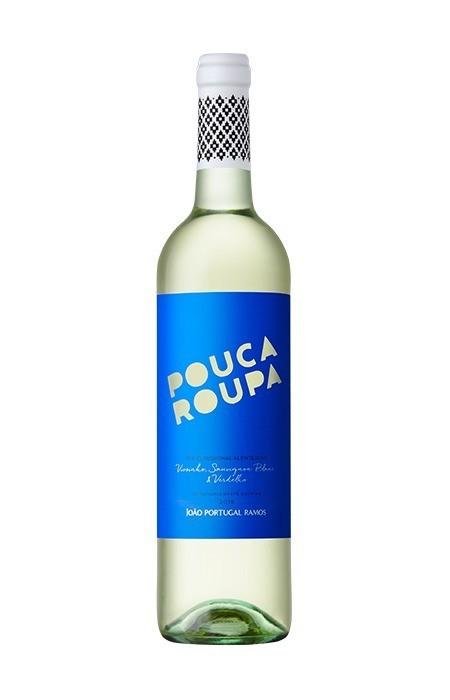 Vinho Branco - Pouca Roupa - Alentejo