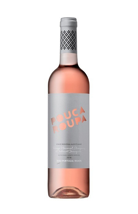 Vinho Rose Pouca Roupa -  Alentejo