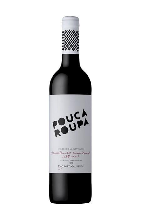 Vinho Tinto Pouca Roupa - Alentejo