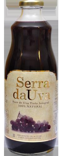 SUCO SERRA DA UVA 100% NATURAL 1000ML