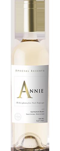 Vinho Annie Sauvignon Blanc Special Reserve 750ml