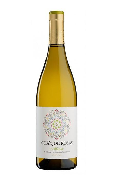 Vinho Branco Chan de Rosas Albariño Clásico Rías Baixas 750ml