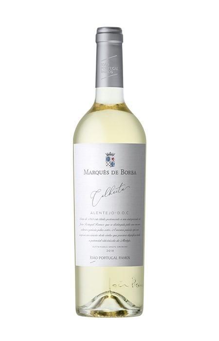 Vinho Branco Marques de Borba Alentejo 750ml