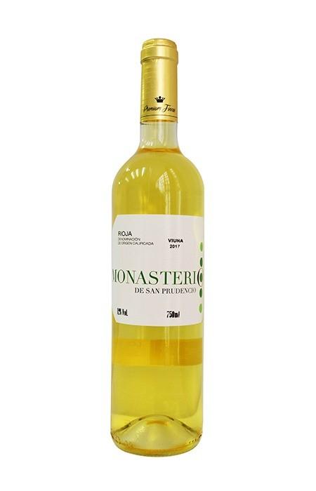 Vinho Branco - Monastério San Prudêncio - Rioja - 750ml