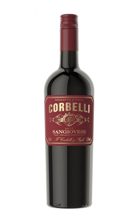 Vinho Corbelli Sangiovese IGT (tto) Puglia