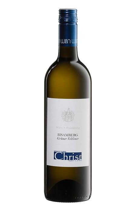 Vinho Fino Branco Seco Gruner Veltliner Bisamber 2019 750ml