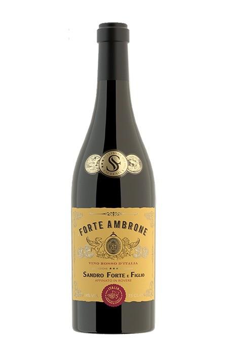 Vinho Forte Ambrone Rosso (tto) Toscana
