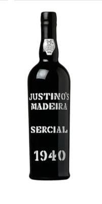 Vinho Madeira Sercial 1940