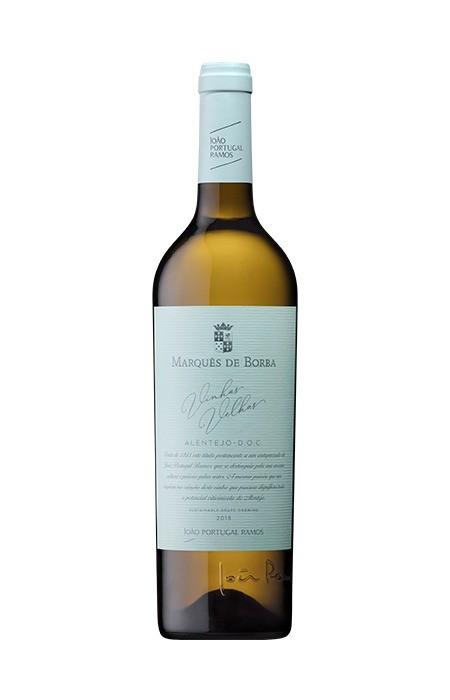 Vinho Marques de Borba Vinhas Velhas (bco) Alentejo d.o.c