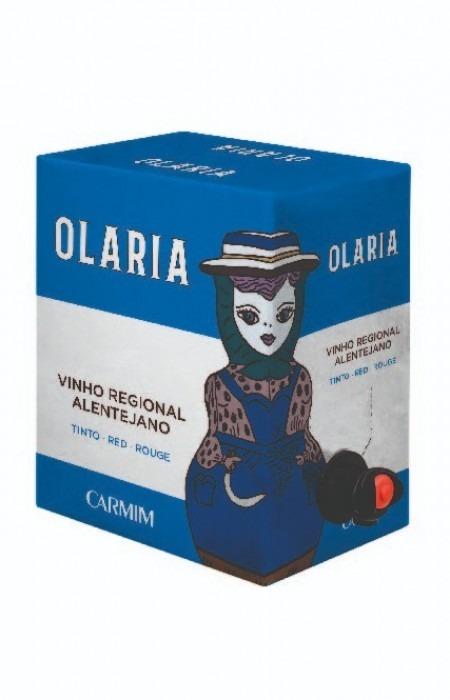 Vinho Olaria Bag in Box (tto) Alentejo 5L