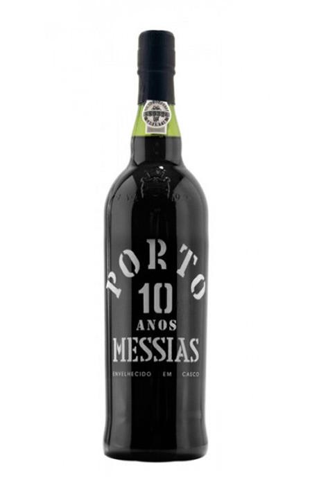 Vinho Porto Messias 10 anos com lata (tto)