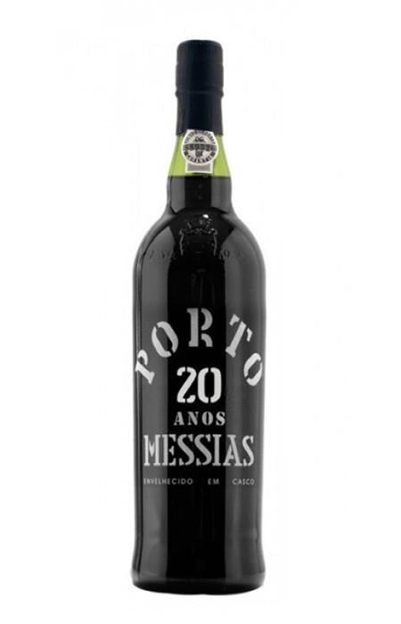 Vinho Porto Messias 20 anos 750ml