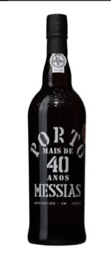 Vinho Porto Messias 40 anos 750ml