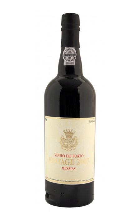 Vinho Porto Messias Vintage 2007 750ml