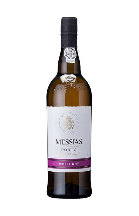 Vinho Porto Messias White Dry (bco seco) 750ml