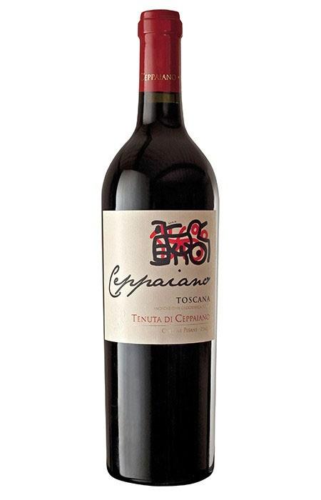 Vinho Tinto Ceppaiano Alle Viole IGT Toscana 750ml