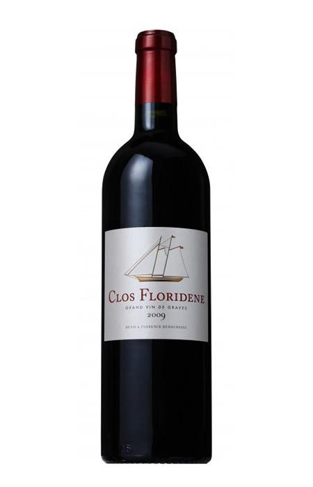 Vinho Tinto Clos Floridène Graves Bordeaux 750ml