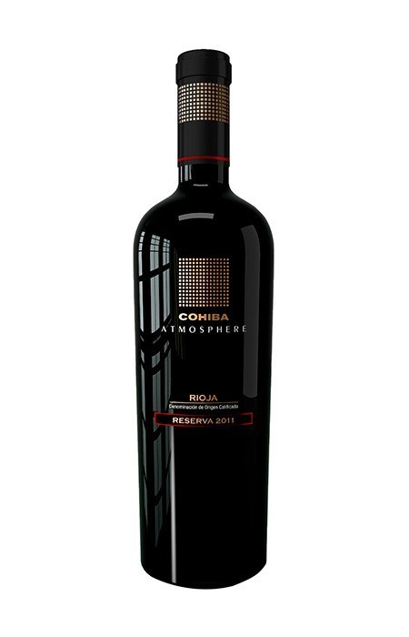 Vinho Tinto Cohiba Atmosphere Reserva DOC Rioja 750ml