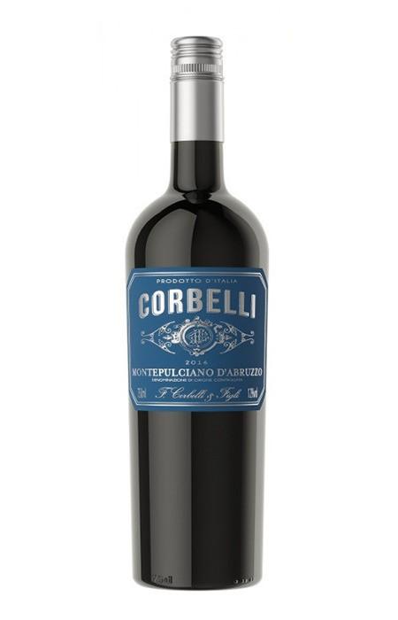 Vinho Tinto Corbelli Montepulciano d'Abruzzo DOC Abruzzo 750ml