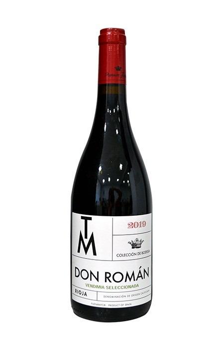 Vinho Tinto Don Román Rioja 750ml