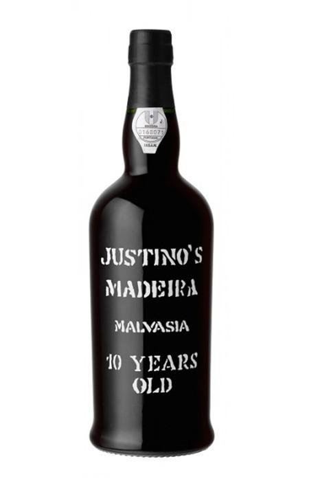 Vinho Tinto Madeira Malmsey 10 anos 375ml