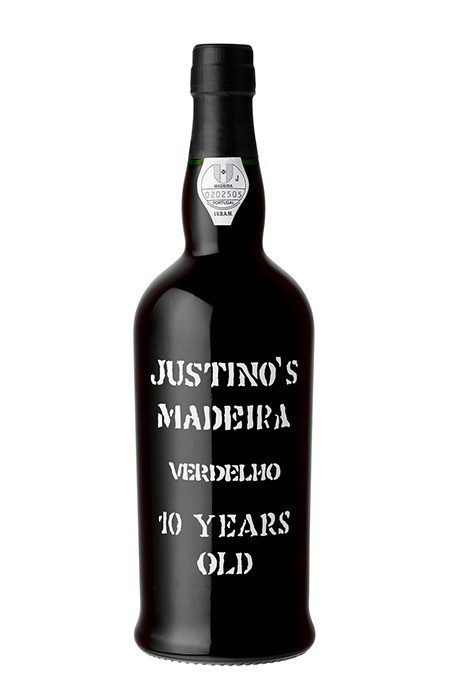 Vinho Tinto Madeira Verdelho 10 anos (Meio Seco) 375ml