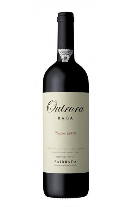 Vinho Tinto Outrora Clássico DOC Garrafeira Tinto Bairrada 750ml
