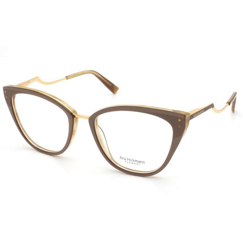 Óculos de Grau Ana Hickmann Nude AH6401 - H01/53