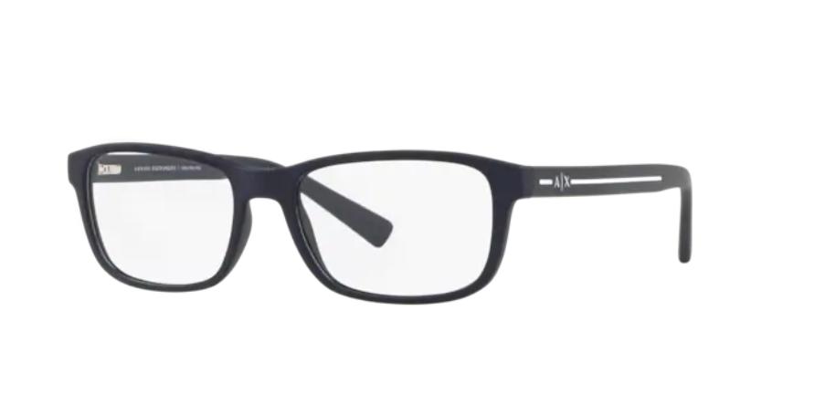 Óculos de Grau Armani Exchange Azul Fosco AX3021L - 8157/54