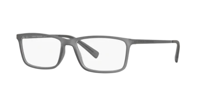 Óculos de Grau Armani Exchange Cinza AX3027L - 8232/55