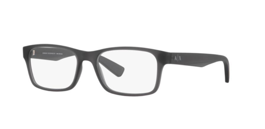 Óculos de Grau Armani Exchange Cinza  AX3038L - 8297/54