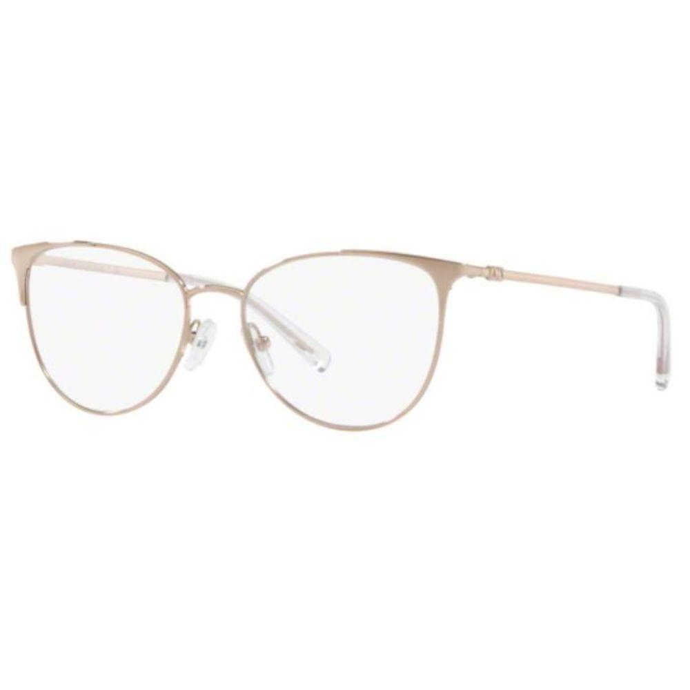 Óculos de Grau Armani Exchange Dourado Rosé  AX1034 - 6103/52