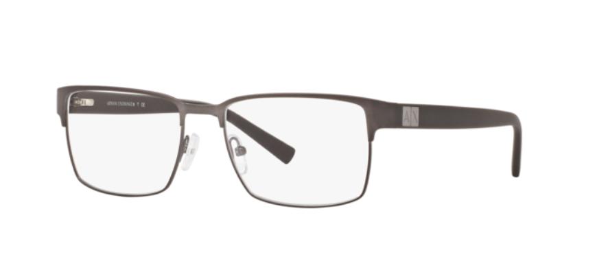 Óculos de Grau Armani Exchange Grafite AX1019L - 6089/54