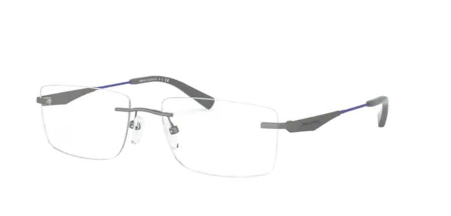 Óculos de Grau Armani Exchange Grafite AX1039 - 6006/56