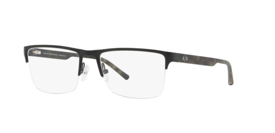 Óculos de Grau Armani Exchange Preto AX1026L - 6063/54