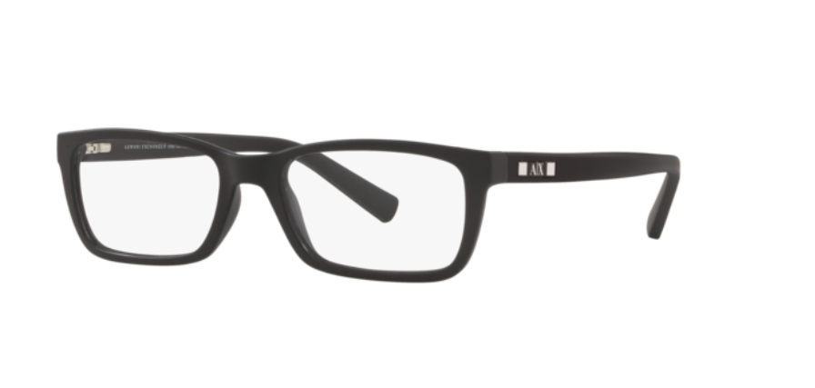 Óculos de Grau Armani Exchange Preto AX3007 - 8325/53