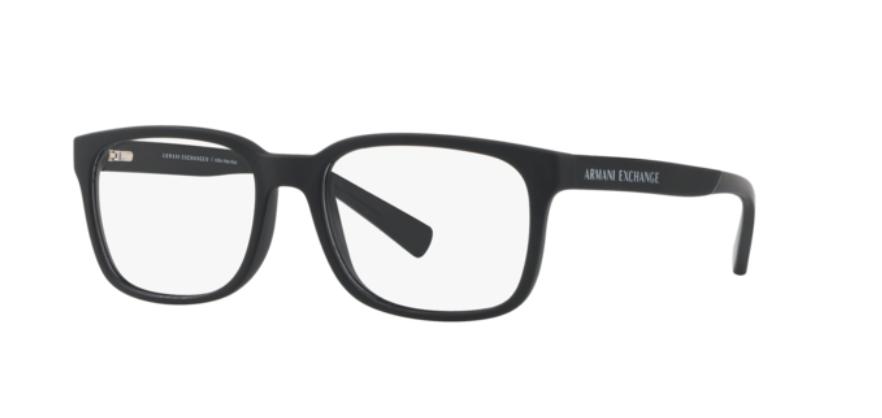 Óculos de Grau Armani Exchange Preto AX3029L - 8078/54