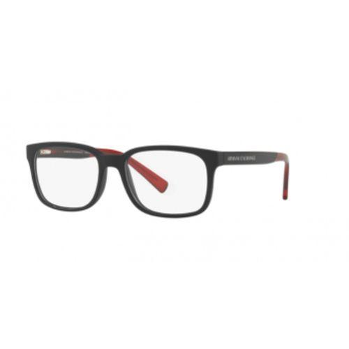 Óculos de Grau Armani Exchange Preto AX3029L - 8245/54