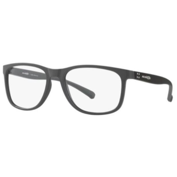 Óculos de Grau Arnette Cinza Fosco AN7162L - 2591/55