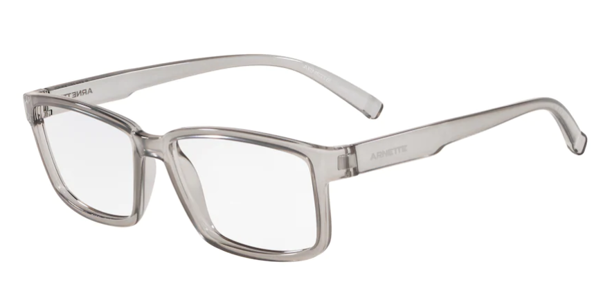 Óculos de Grau Arnette Cinza Translúcido AN7175L - 2590/57