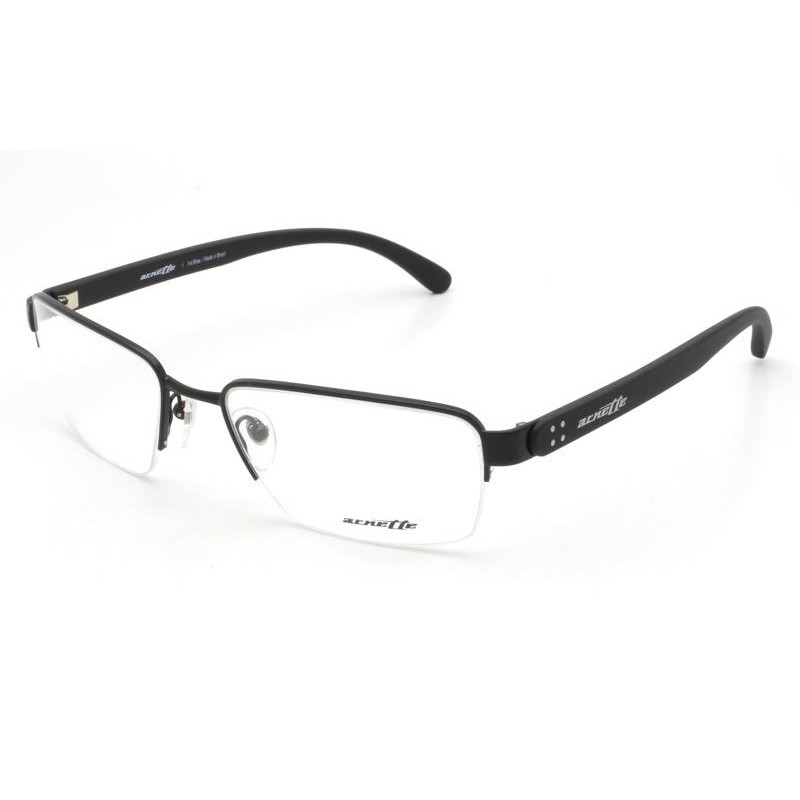 Óculos de Grau Arnette Preto AN6117L - 501/55
